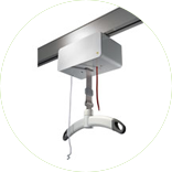 ceiling hoist systems